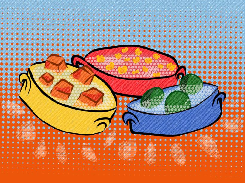 Especial de comidas de Semana Santa - Revista Niú 1
