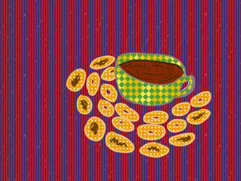 Especial de comidas de Semana Santa - Revista Niú 10