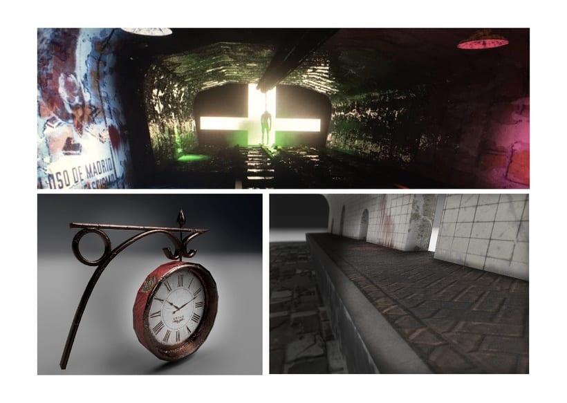 Diseño de videojuegos & Modelador 3d 6