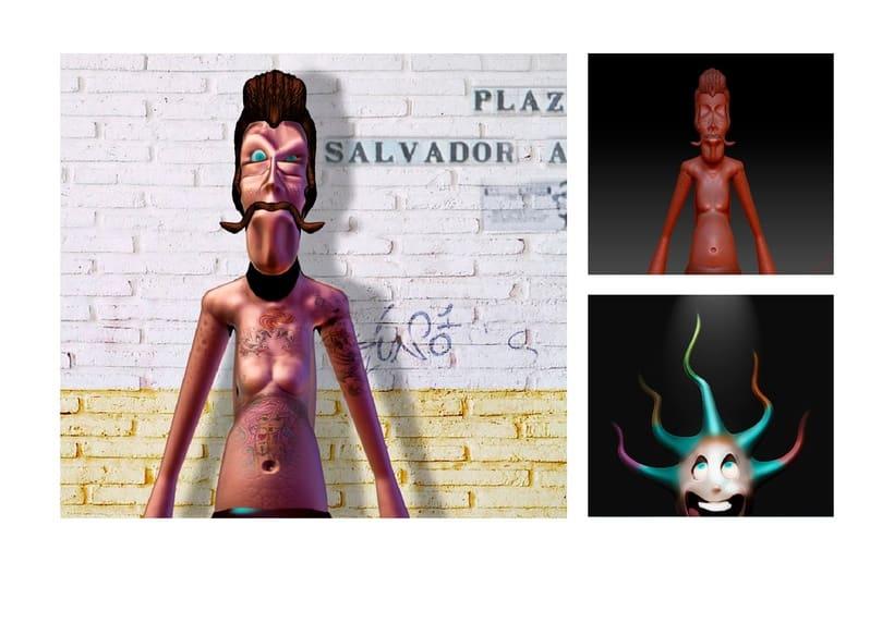 Diseño de videojuegos & Modelador 3d 9