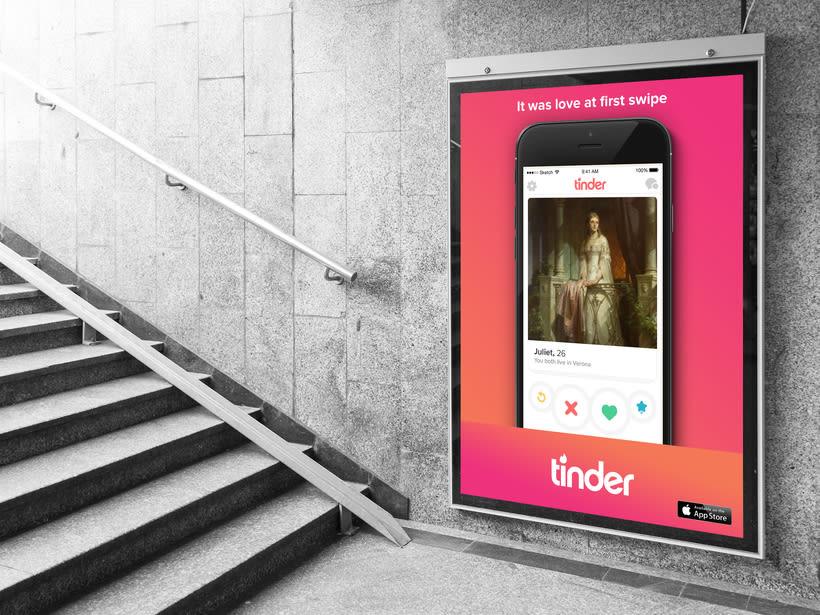 Tinder Campaign 7