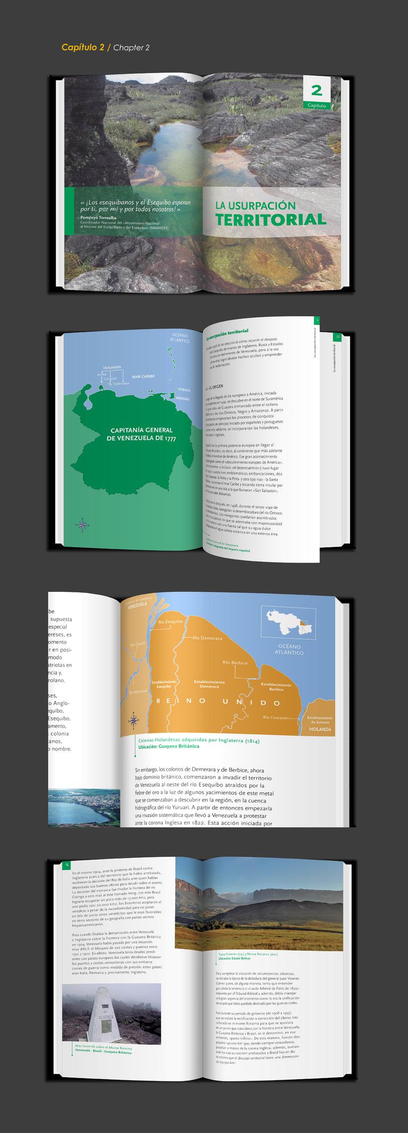 2016 | Book about the Venezuelan Essequibo 2