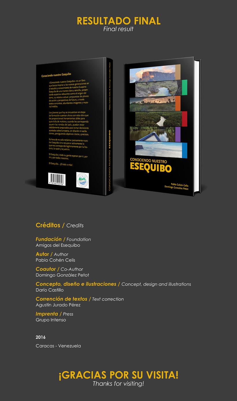 2016 | Book about the Venezuelan Essequibo 7