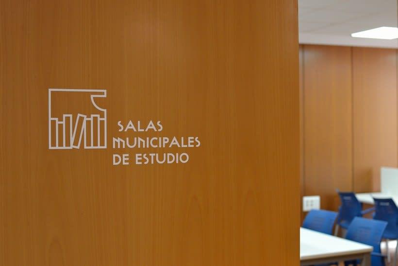 Salas Municipales de Estudio 6