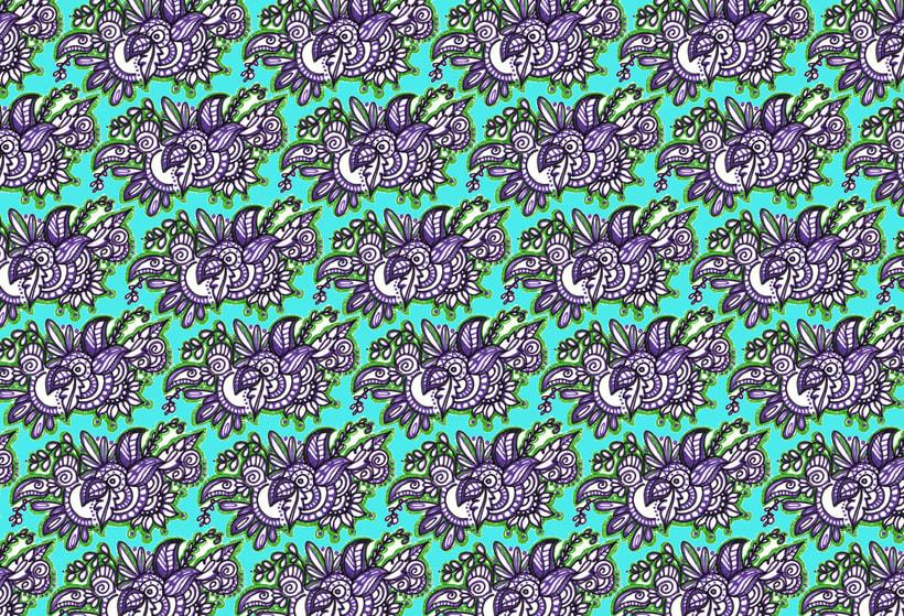 Patterns =) -1