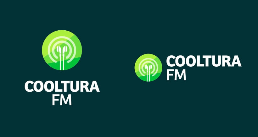 Rediseño logotipo COOLTURA FM -1