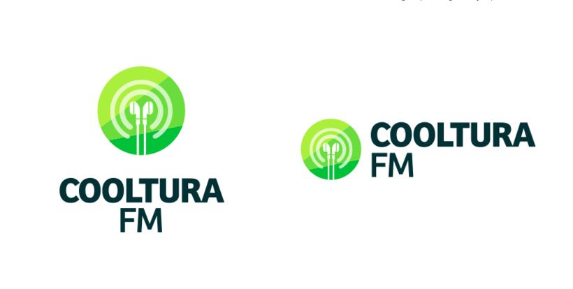 Rediseño logotipo COOLTURA FM 0