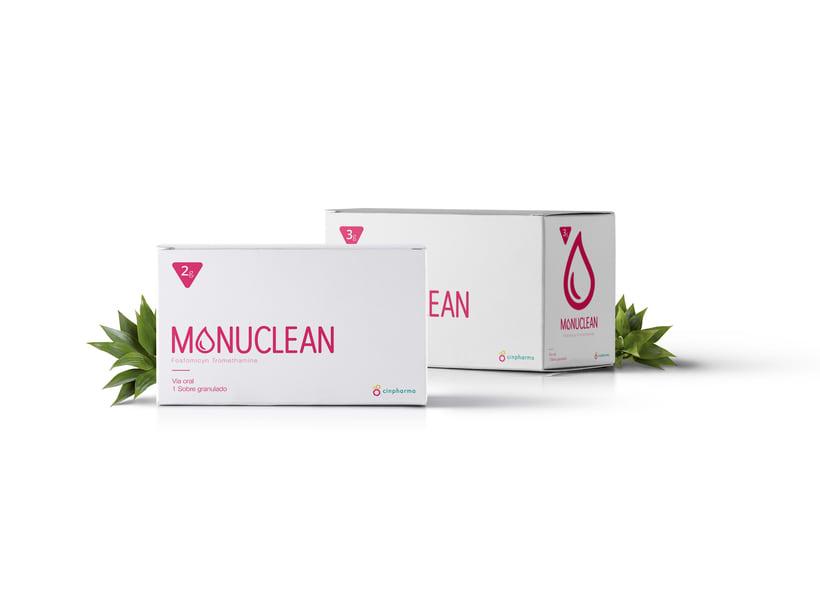Packagin Monuclean -1