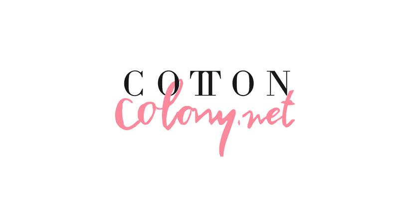 Cotton Colony - Branding 1