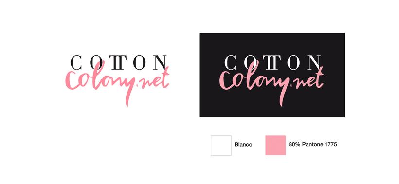 Cotton Colony - Branding 2