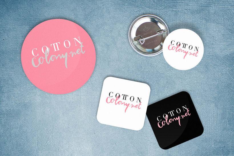 Cotton Colony - Branding 3