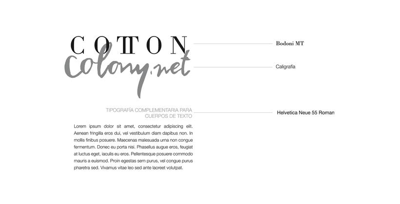 Cotton Colony - Branding 5