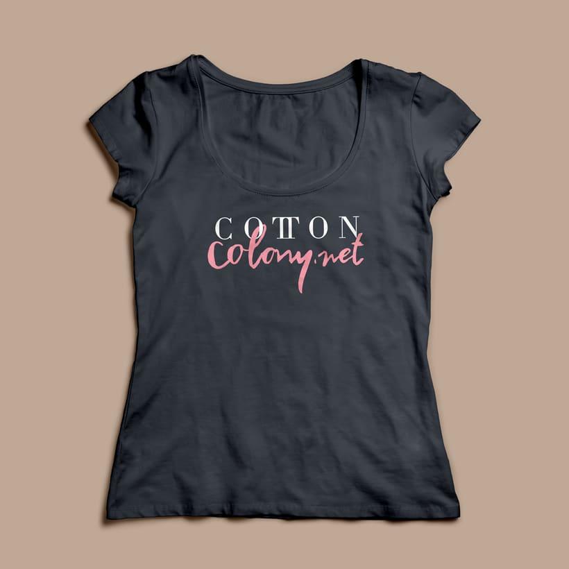 Cotton Colony - Branding 6