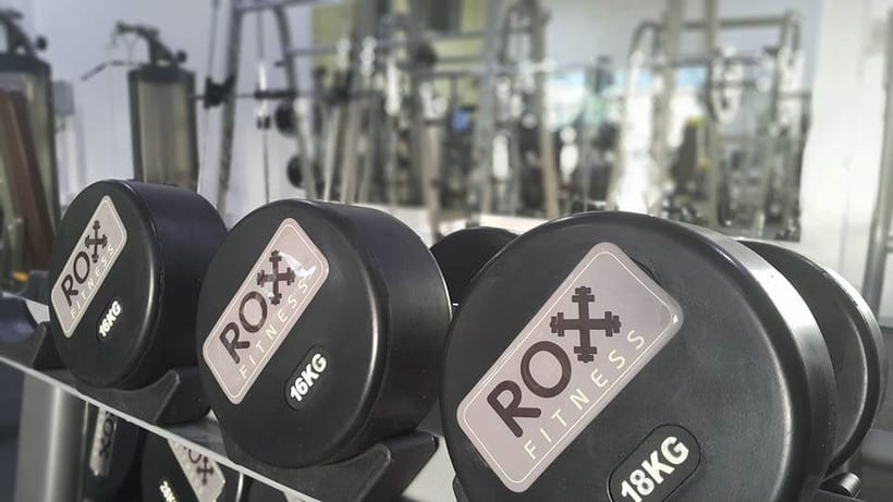 ROX Fitness - Identidad visual 3