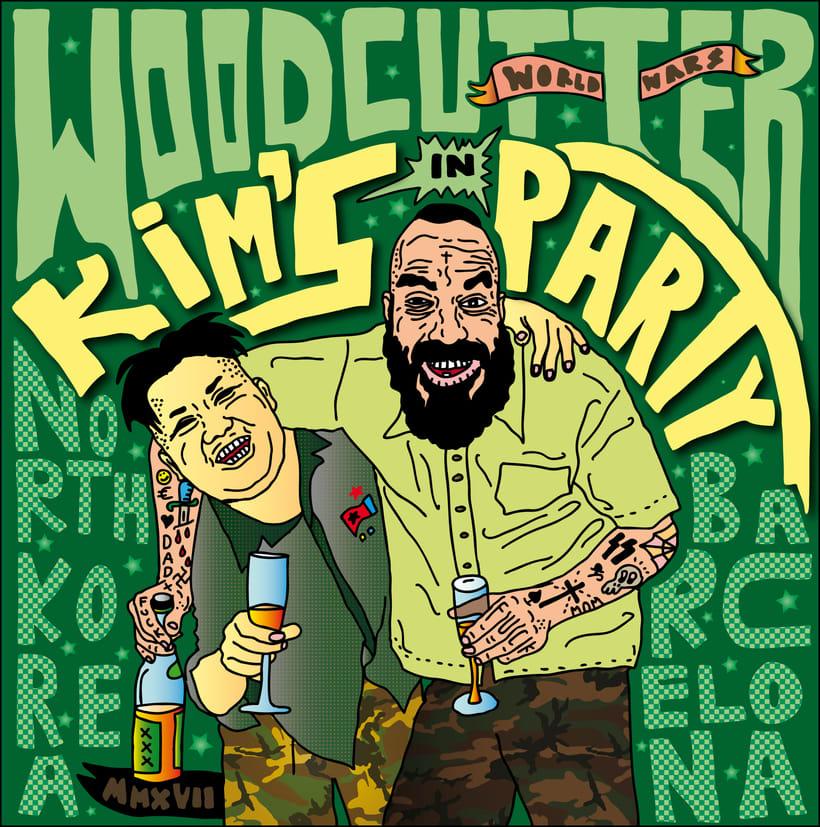 Kim's Party -1