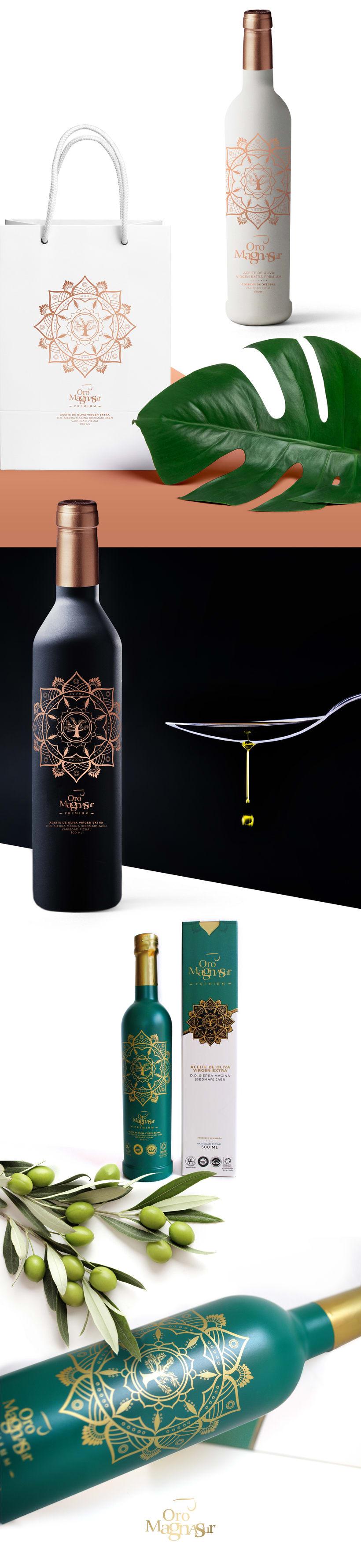 Aceite de Oliva Premium   Oro Magnasur -1