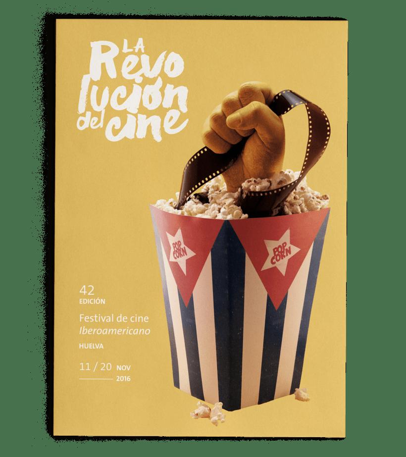 Festival de cine Iberoamericano · La Revolución del cine 2