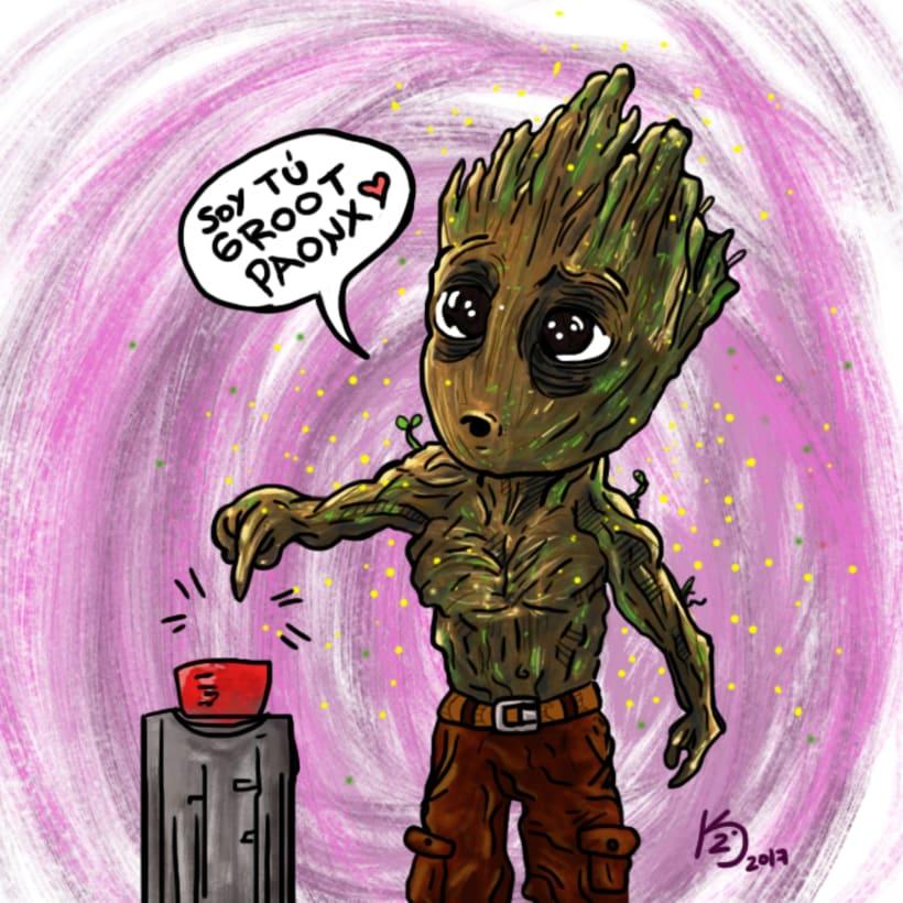 Yo  Soy Tu Groot Paonx -1