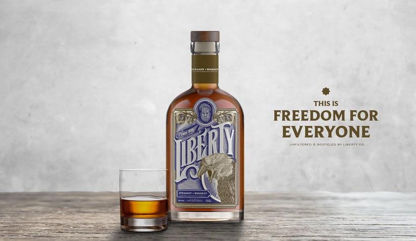 Liberty Whiskey 0