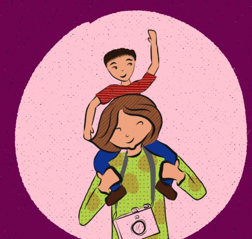 Especial día de las madres- Revista Niú 8