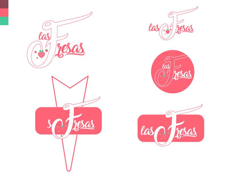 Mi Proyecto del curso: Tipografía y Branding: Diseño de un logotipo icónico 2
