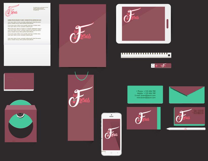 Mi Proyecto del curso: Tipografía y Branding: Diseño de un logotipo icónico 6