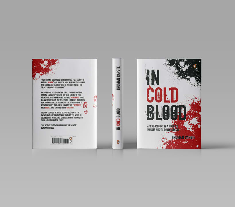 In Cold Blood Book Cover 0