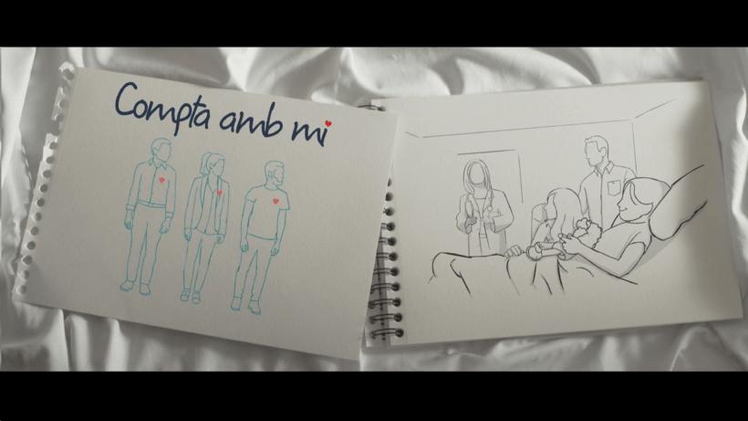Compta amb mi - Ilustración/animación 6