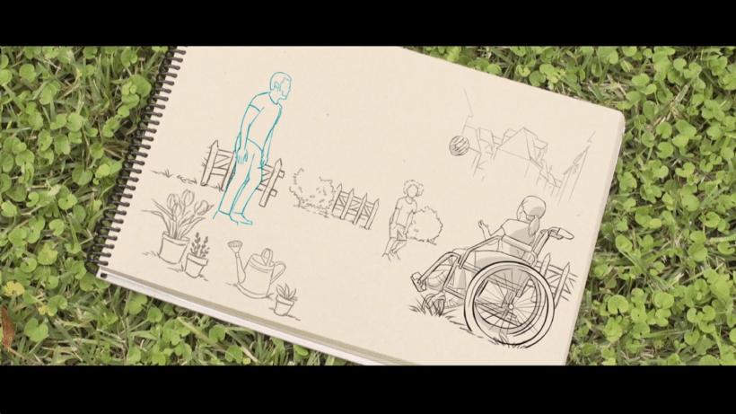 Compta amb mi - Ilustración/animación 7