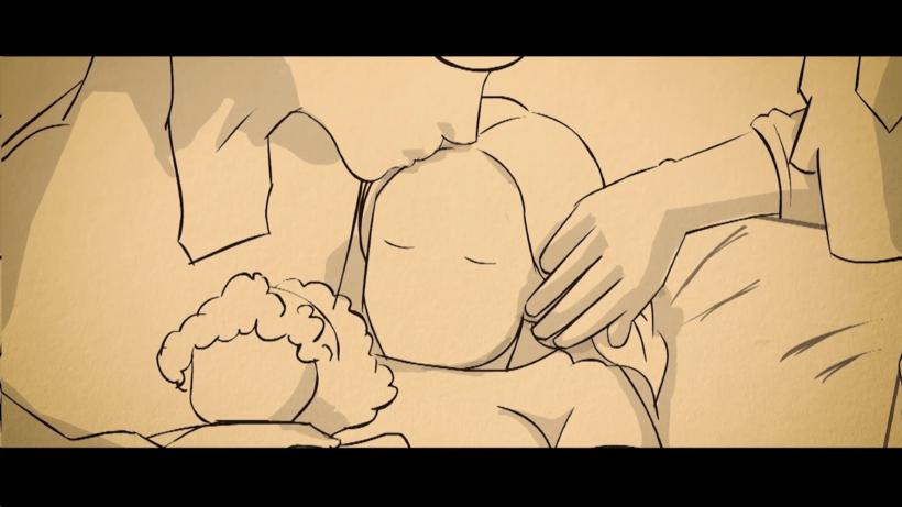Compta amb mi - Ilustración/animación 8