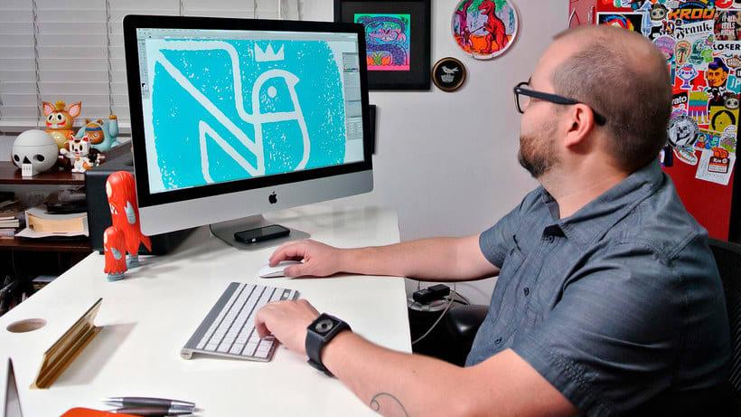 Tipografía y Branding: Diseño de un logotipo icónico 3