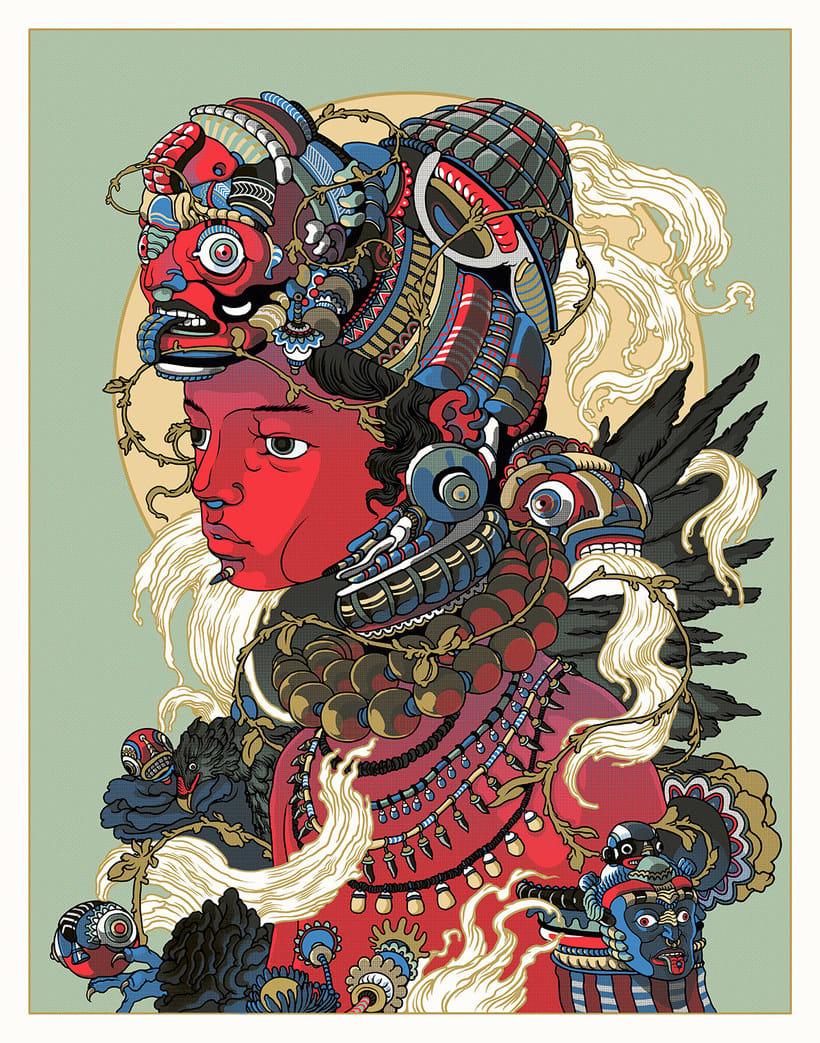 El México más asiático de Raúl Urias 12