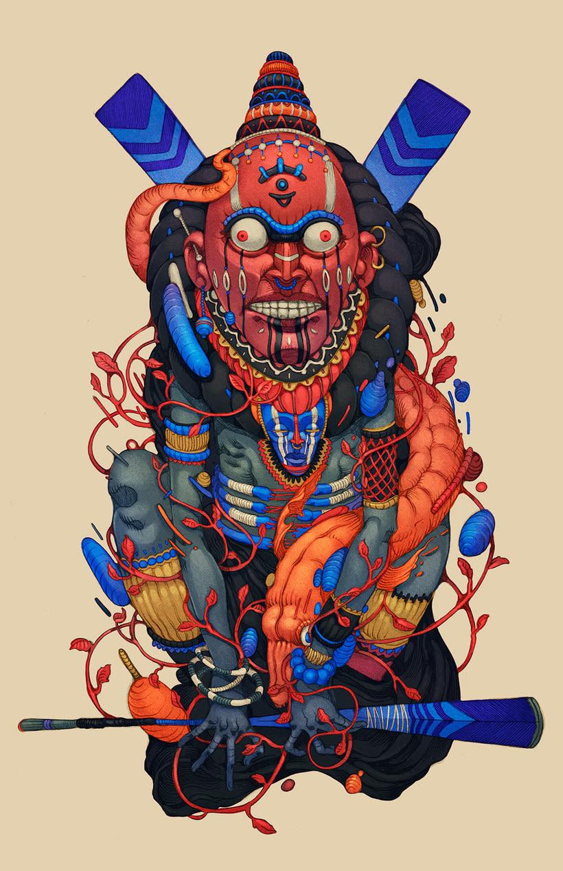 El México más asiático de Raúl Urias 18