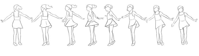 Compta amb mi - Ilustración/animación 0