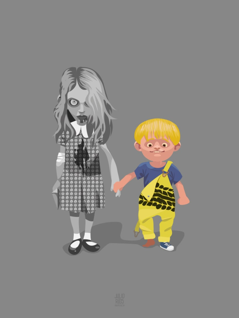 Los niños turbietes 14