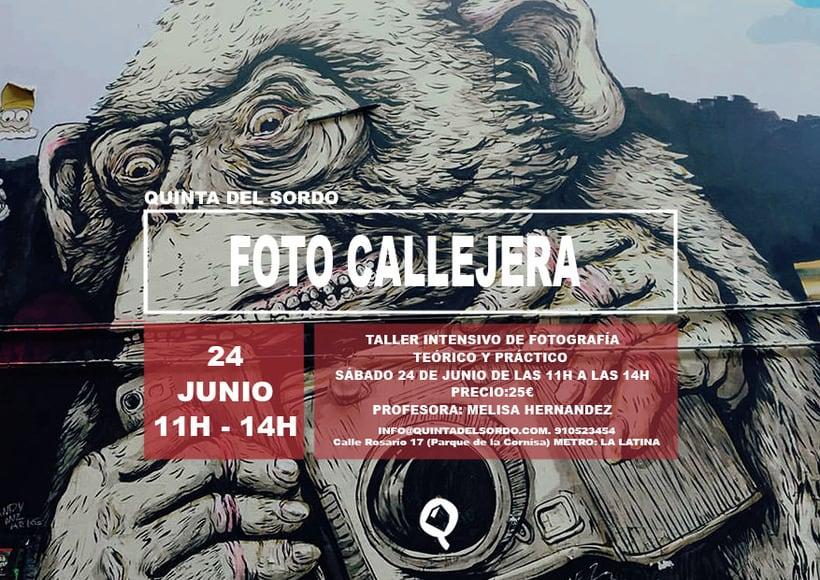Taller de foto callejera en Madrid 1