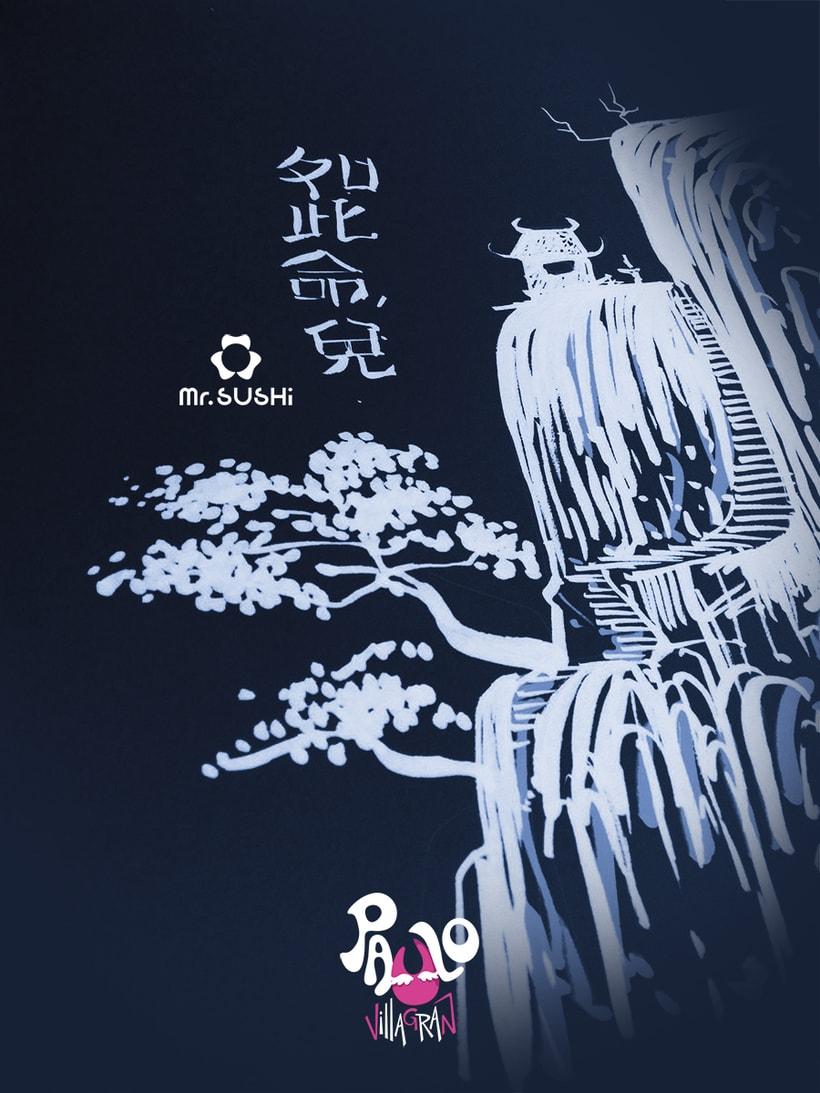 MR. SUSHI / SANTA FE / CDMX 9