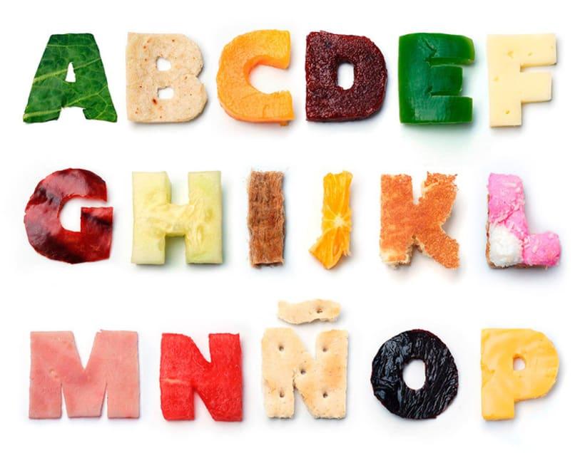 10 diseñadores que disfrutan jugando con comida 12