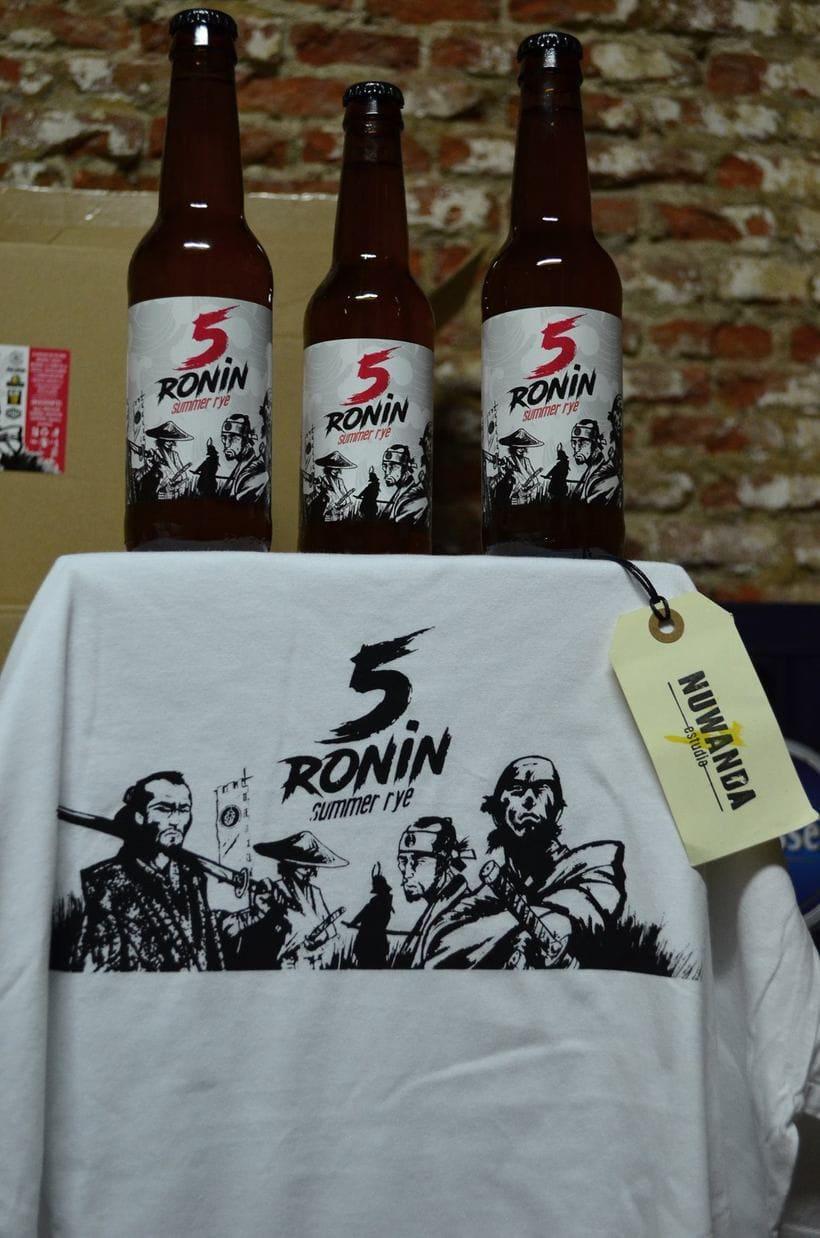 5 Ronin [Craft Beer] 0