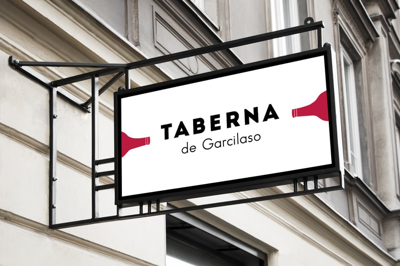BRANDING — Taberna de Garcilaso 1
