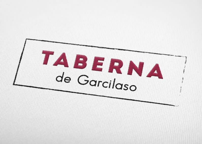 BRANDING — Taberna de Garcilaso 2