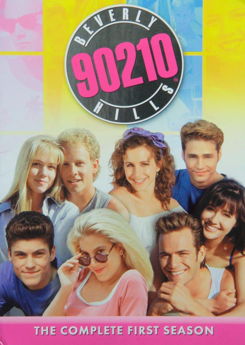 Descubre y descarga las tipografías de tus series favoritas de los 90 8