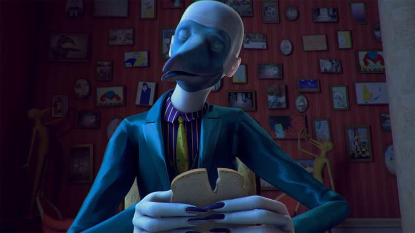 Mr. Blue Footed Booby, un corto sobre los sueños lúcidos 8