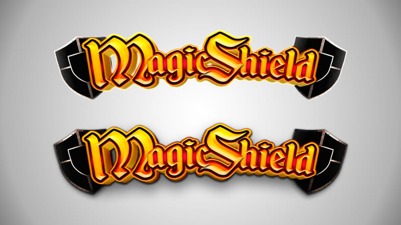 "Slot Game ""Magic Shield"" 4"