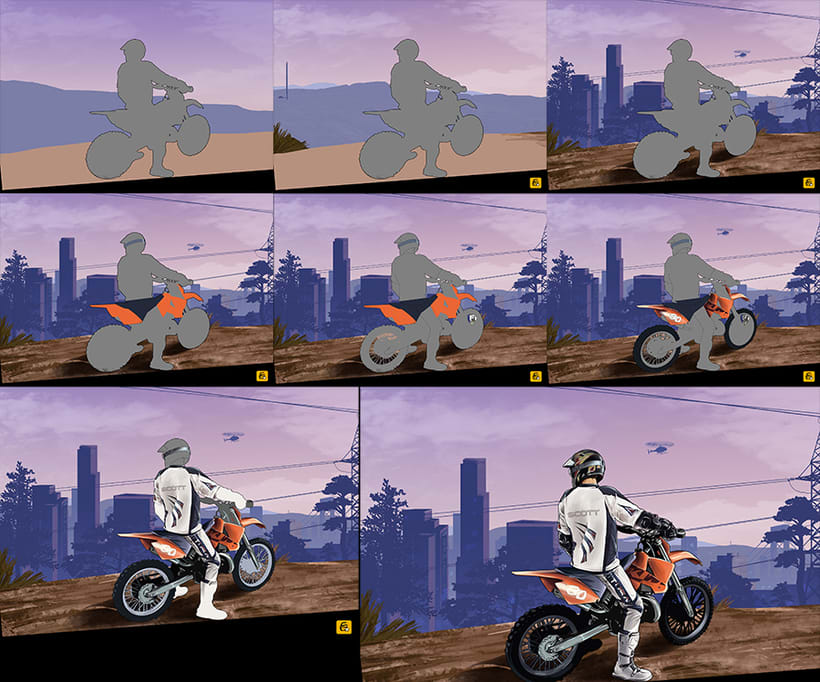 Grand Theft Auto V Fan Art 4