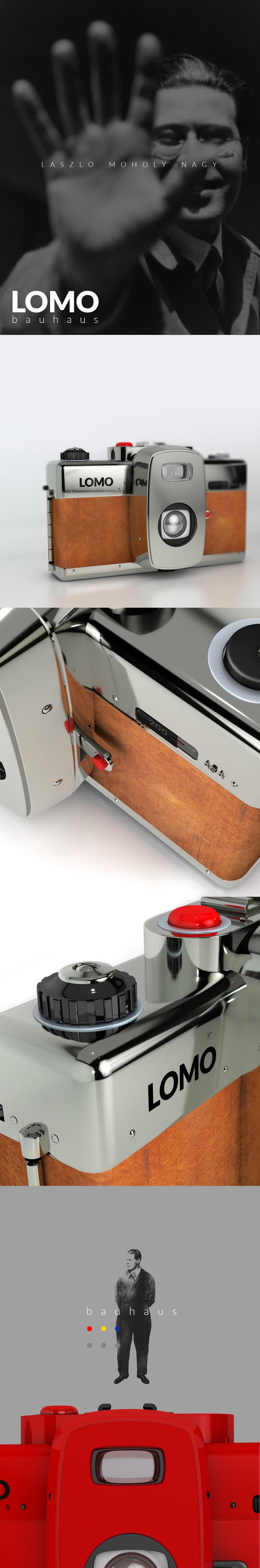 LOMO bauhaus · camera -1