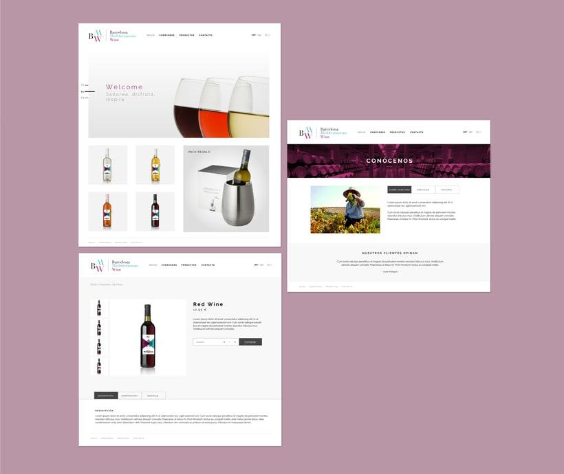 BCN Mediterranean Wine 3