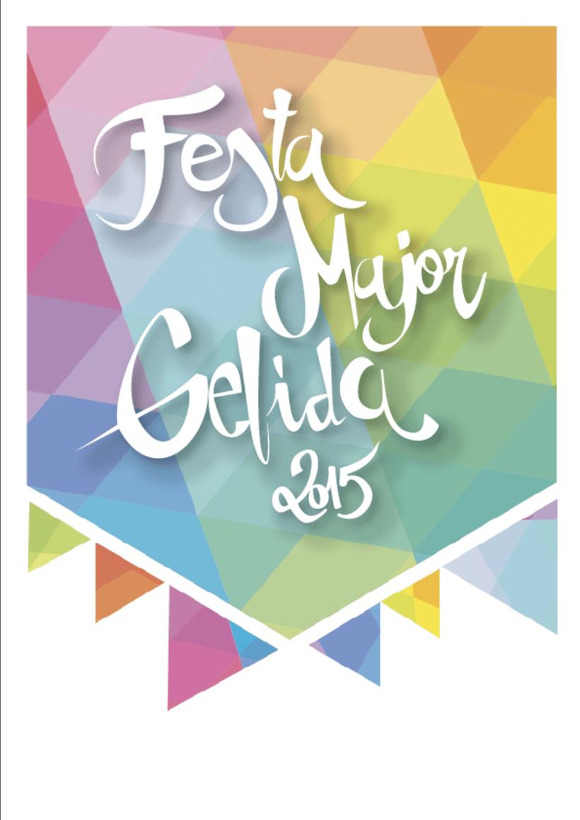 Fiesta Mayor Gelida 2015 -1