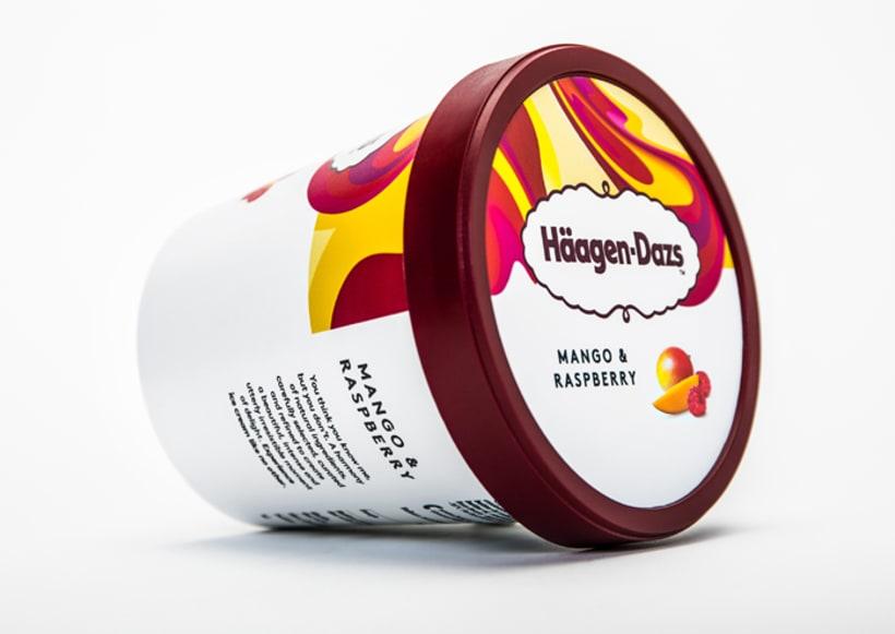 Estampado para Häagen Dazs 6