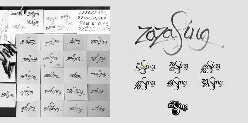 Logotipos caligráficos 0